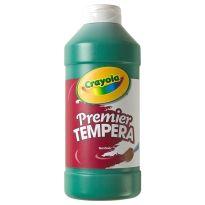 Premier Tempera Paint 16-oz. Green