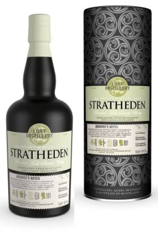 The Lost Distillery Company Stratheden Archivist Selection Gift Tin 46% ABV 70cl.