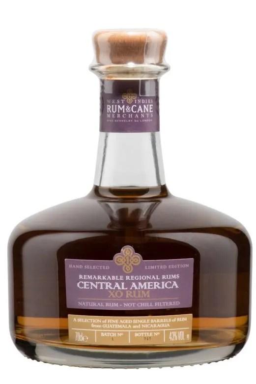 Central America XO regional rum, 43% 70cl no tin