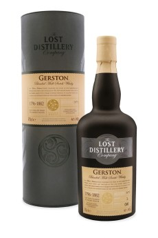 Gerston deluxe 70cl highland whisky malt lost distillery company