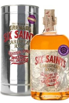 Six Saints Olorosso sherry cask finish in gift tin grenada
