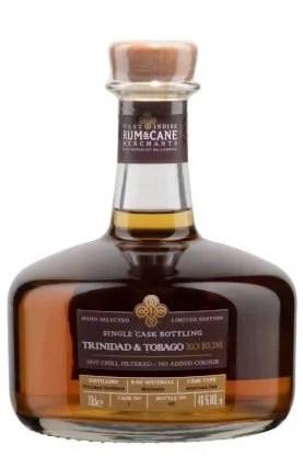 Trinidad XO Single Cask rum 46% 70cl gift tin