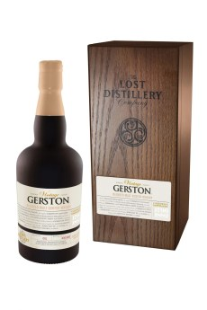 Gerston vintage selection highland whisky malt lost distillery