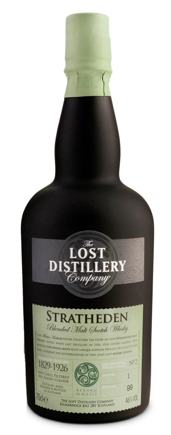 Stratheden Deluxe Bottle