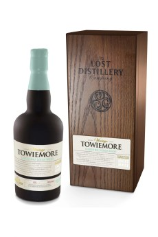 Towiemore vintage selection speyside whisky malt lost distillery