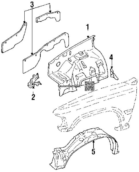 4Runner : CruiserParts.net, Toyota Landcruiser Parts