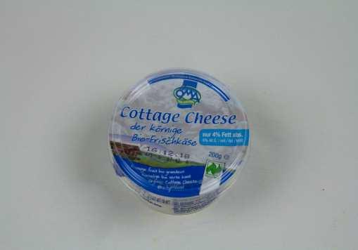 Cottage Cheese (Hüttenkäse) 200 g