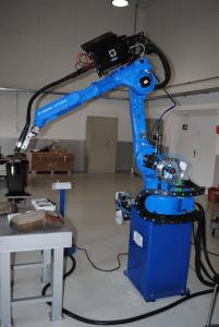 Робот Motoman HP20-6