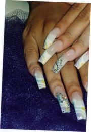 airbrush nails - professional