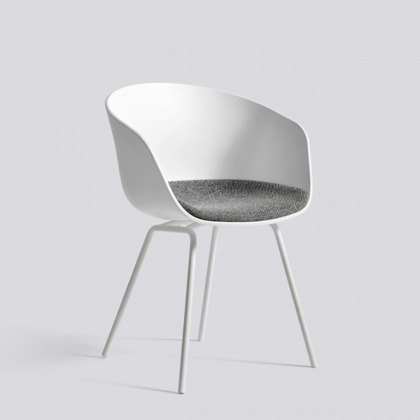 HAY AAC 26 CHAIR WITH FIXED SEAT UPHOLSTERY