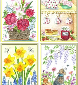 Box Full of Lessons 2 – Embroidery kit