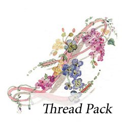 Letter L Thread Pack