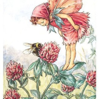 The Red Clover Fairy Complete Kit