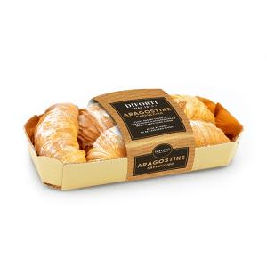 Aragostine Italian pastries cappucino cream