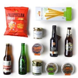 Perfect Pairings Beer & Snacks Box