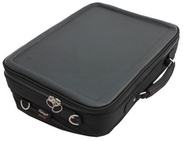Trabasack Max expandable wheelchair lap tray