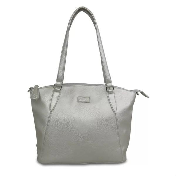 Sam Renke handbag in silver