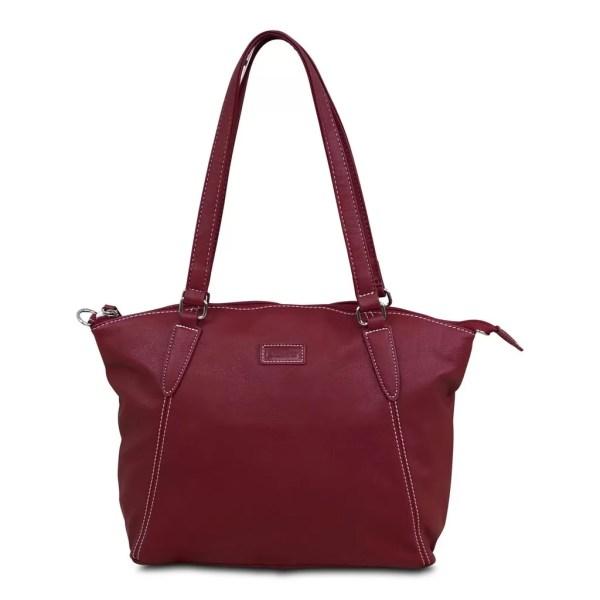 Sam Renke handbag in berry