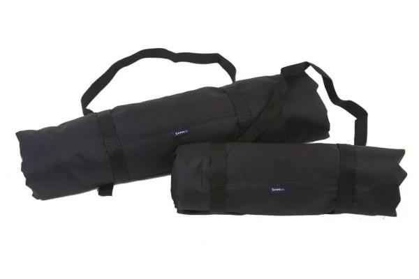 Seenin large roll-up portable changing mat storage bag