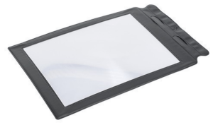 sheet magnifier