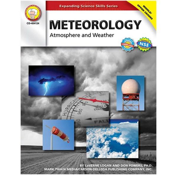Meteorology Grades 6 - 12 Cd-404124 Carson Dellosa
