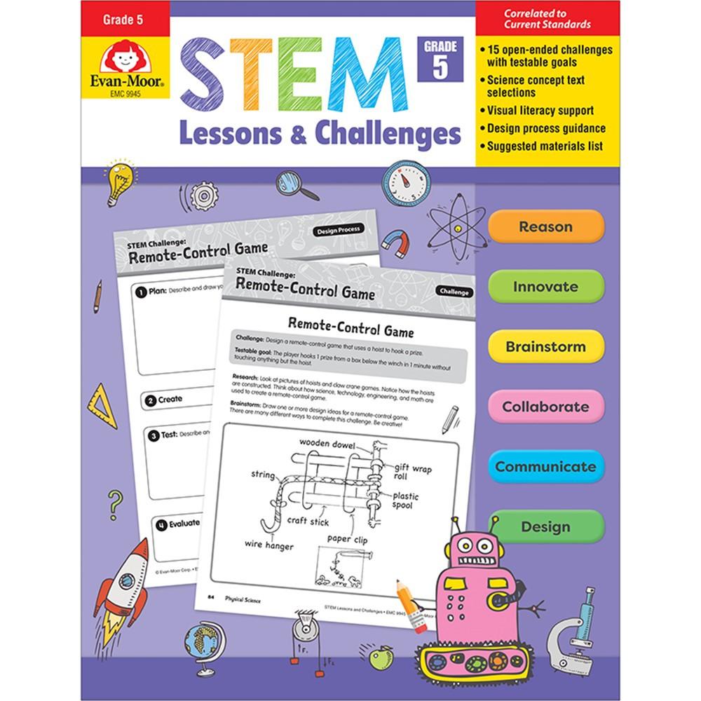hight resolution of STEM Lessons \u0026 Challenges