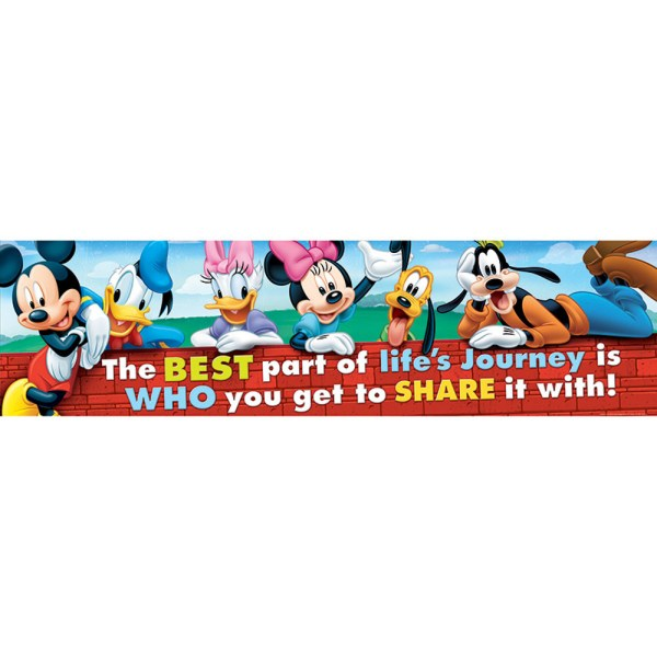 Mickey Mouse Bulletin Board Classroom