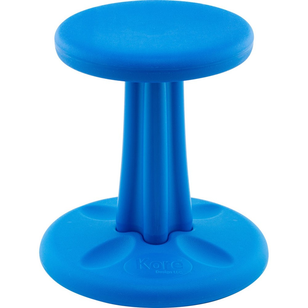 Kids Kore Wobble Chair 14In Blue  KD113  Kore Design