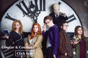 Doctor Who Cosplay and Costumes