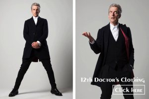 Doctor Who Peter Capaldi Costumes