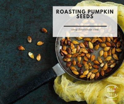 Roasted Pumpkin Seeds Recipe