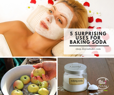 5 Surprising Uses for Baking Soda