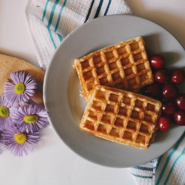 Picture of Breakfast Belgian Waffle