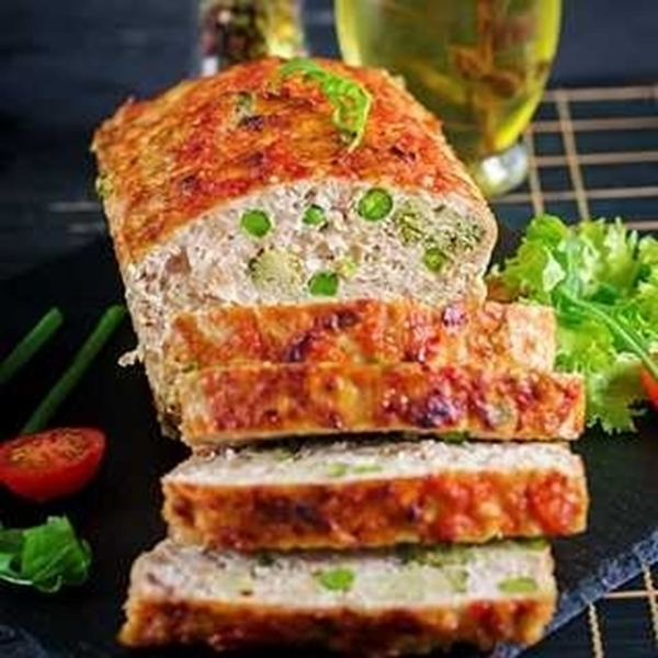 Picture of Make it and GO Meatloaf