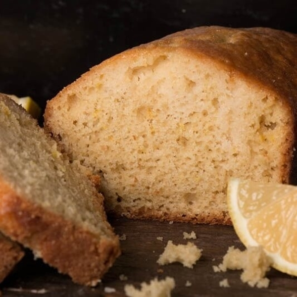 Picture of Glazed Lemon Loaf