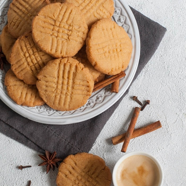 Picture of KETO Peanut Butter Cookies