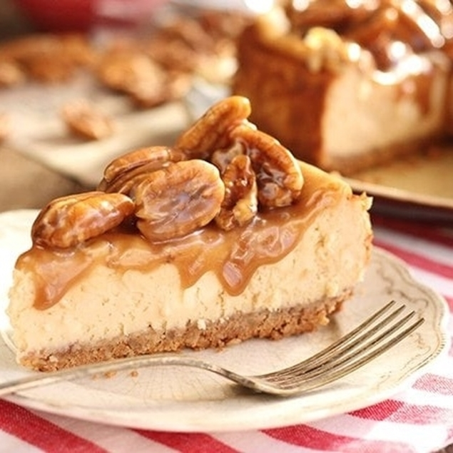 Picture of Pecan Pie No Bake Cheesecake Mix