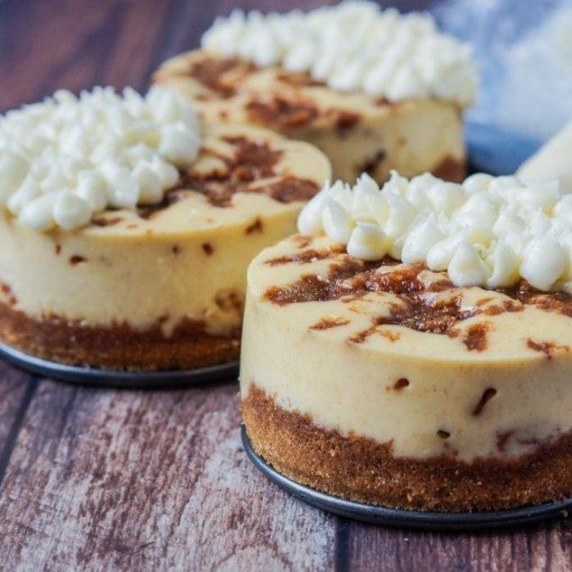 Picture of KETO Cinnamon BunZ No Bake Cheesecake Mix