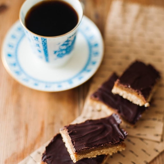 Picture of Chocolate PB Shortbread