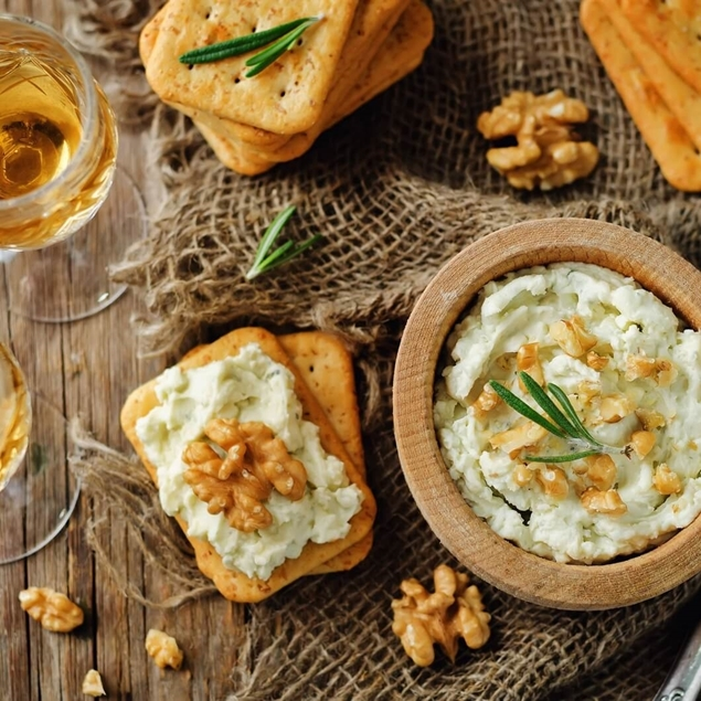 Picture of Sweet Roasted & Caramelized Onion & Herb Baked Dip