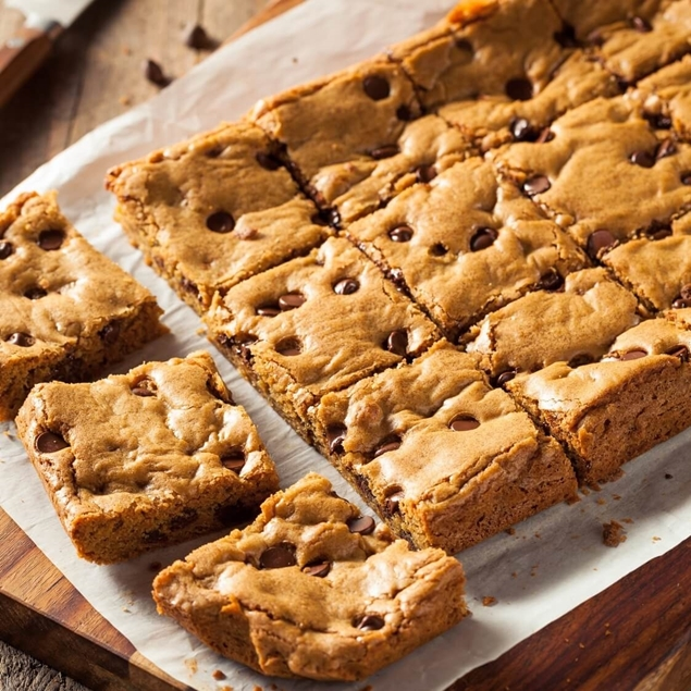 Picture of Gluten Free Bomb-a-licious Blondies