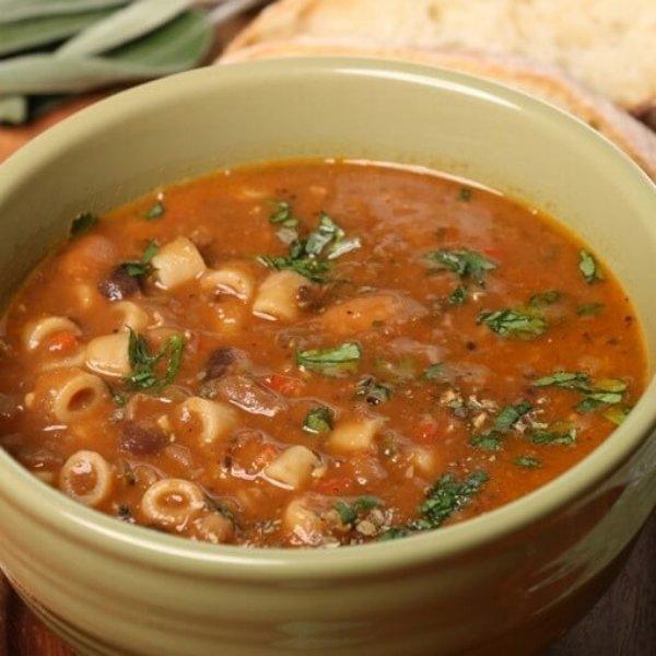 Picture of Pasta E Fagioli Soup