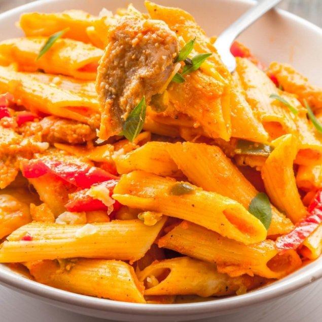 Picture of One Pot Chicken Fajita Pasta