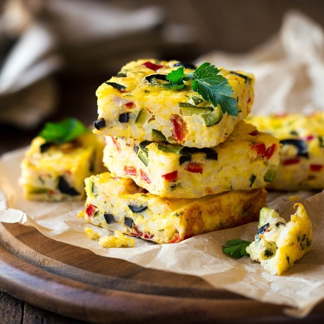 Picture of Sheet-Pan Veggie Frittata