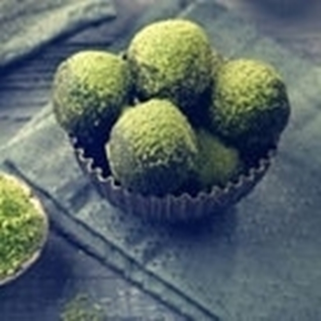 Picture of Matcha Green Tea: Energy Bites