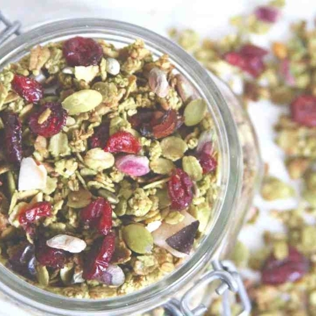 Picture of Healthy-Start Matcha Granola