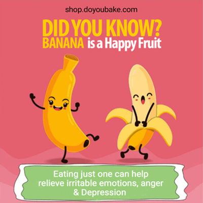 Bananas: Nature's Happy Drug