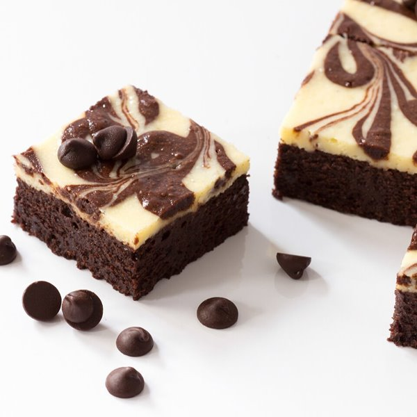 Picture of KETO Cheesecake Brownies