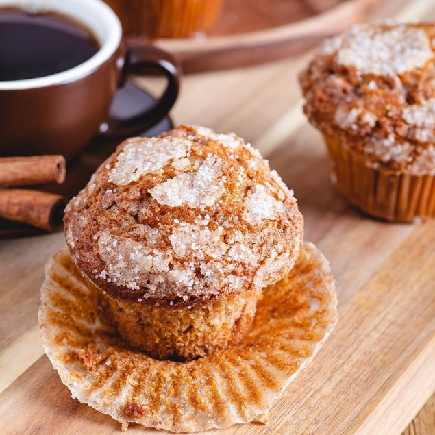 Picture of Simply Cinnamon Muffin Mix