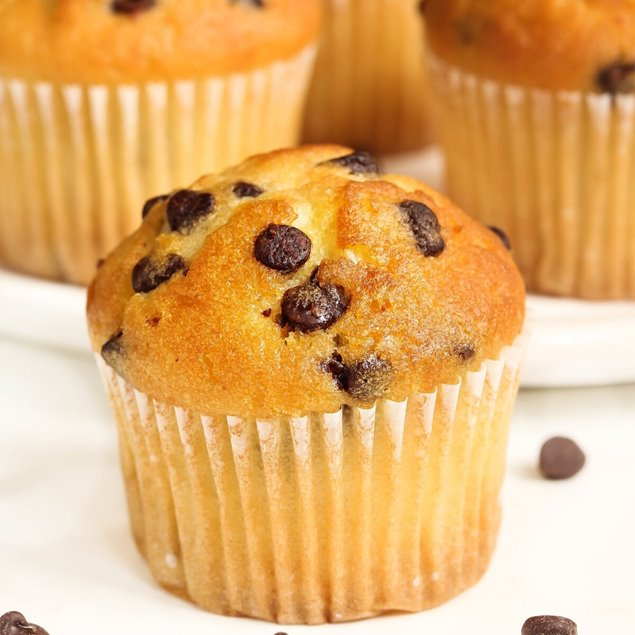 Picture of Loaded Chocolate Chip Muffin Mix